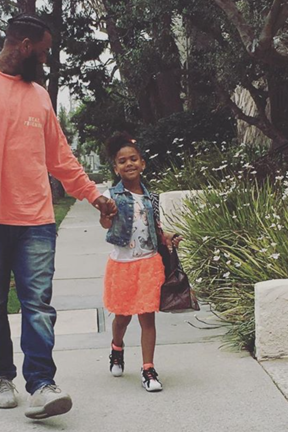 19 Times The Game And His Children Were Seriously The Cutest Celebrity Dads Hip Hop Hits Gangsta Rap