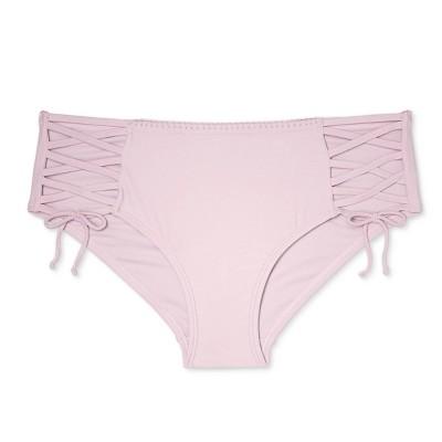 f4faa74bc77f1 Women's Hipster Bikini Bottom - Xhilaration Lavender 14W, Purple in ...
