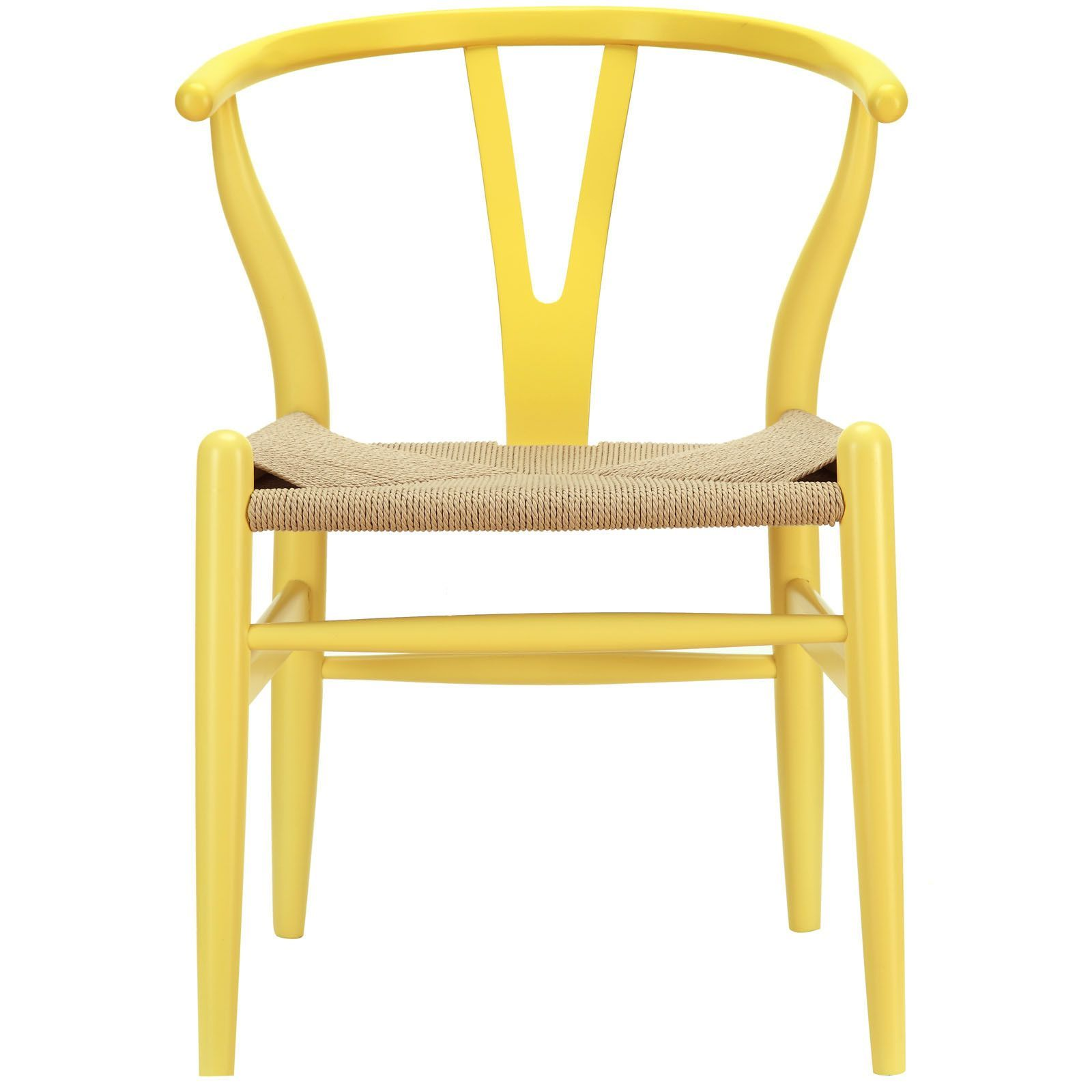 LexMod C24 Wishbone Chair in Yellow The sands of times flow effortlessly through the Hourglass wooden bar stool The craftsmanship is evident thro…