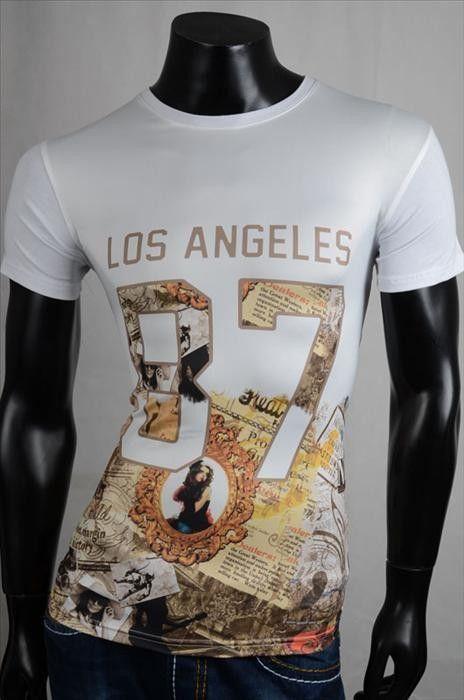 Los Angeles Herren T Shirt   Herren t shirt, Shirts, T shirt