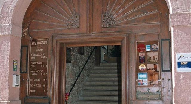 Hotel Constantin - 3 Sterne #Hotel - EUR 49 - #Hotels #Frankreich #Kaysersberg http://www.justigo.at/hotels/france/kaysersberg/constantin-kaysersberg_57447.html