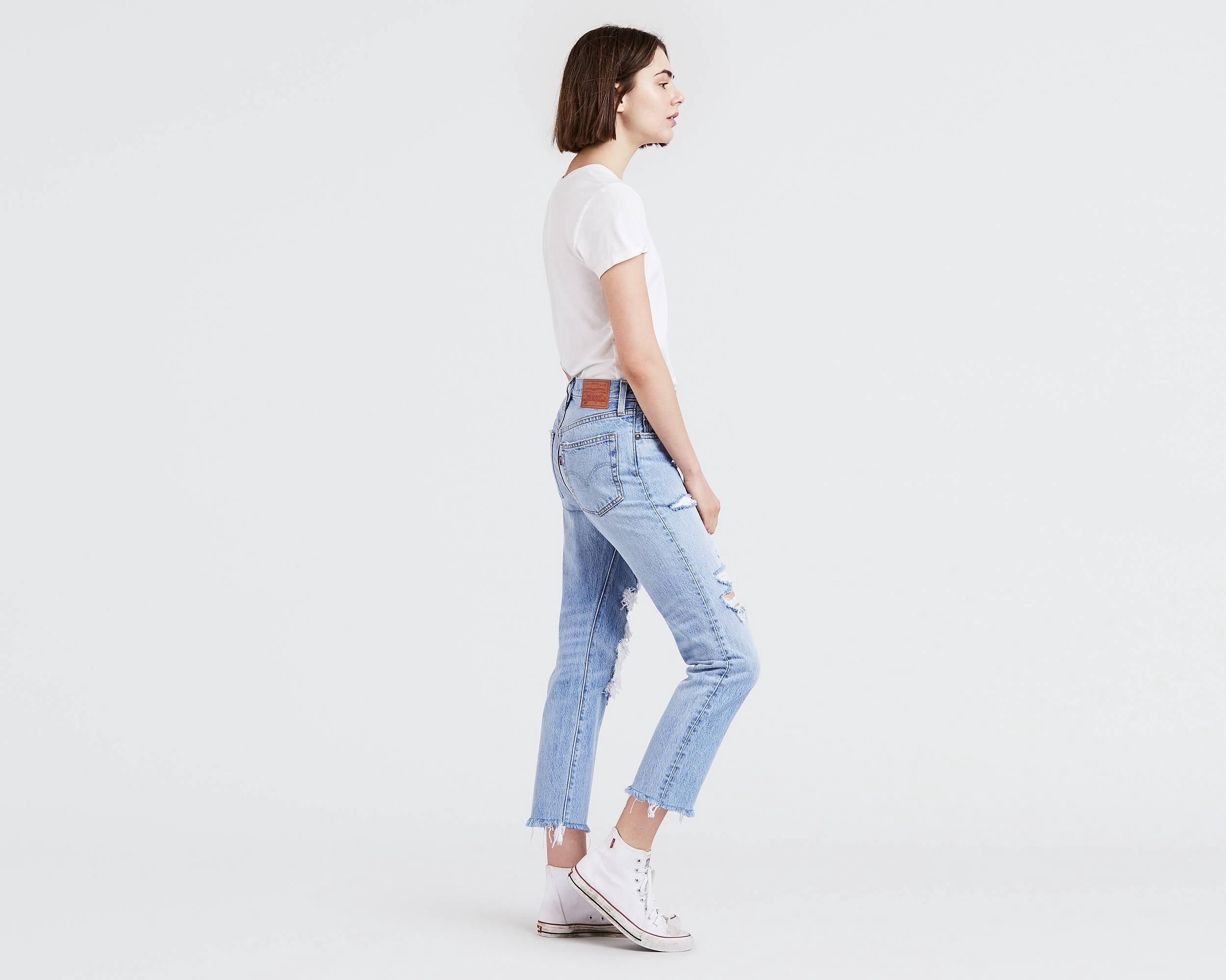 8cc59ae7be3 Levi's 501® Original Cropped Jeans - Bona Fide 30W X 28L | Products ...