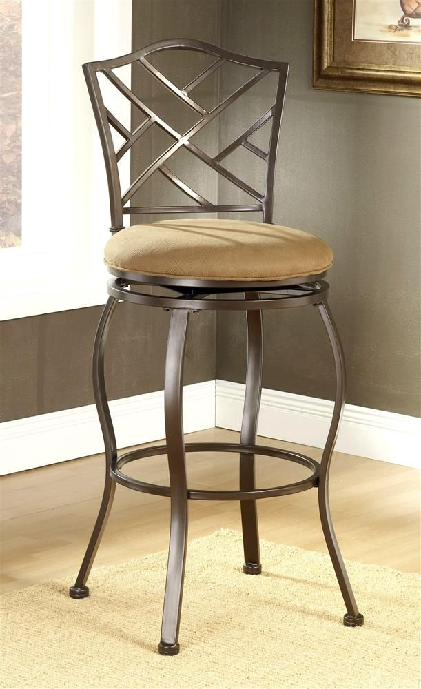 Lovely Kitchen Counter Stools Swivel
