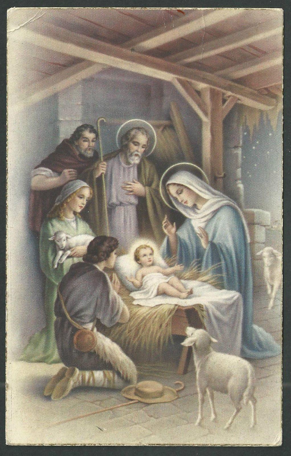 Библейские сюжеты на открытках, открытки