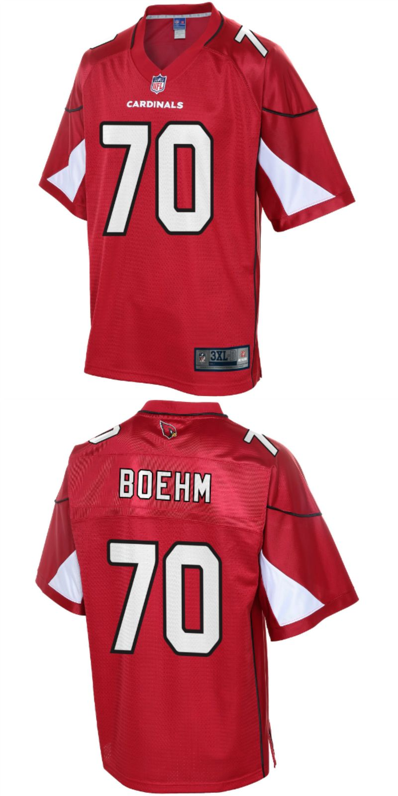 Evan Boehm Arizona Cardinals NFL Pro Line Player Jersey Cardinal. Up  free shipping