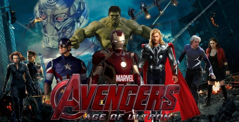 The Avengers age of Ultron Cool