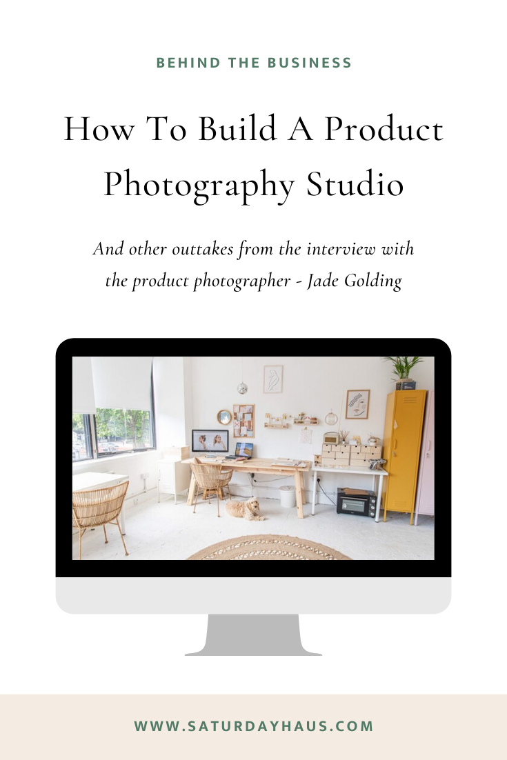 How To Build A Product Photography Studio