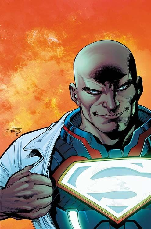 DC Comics May 2016 Covers and Solicitations - Comic Vine