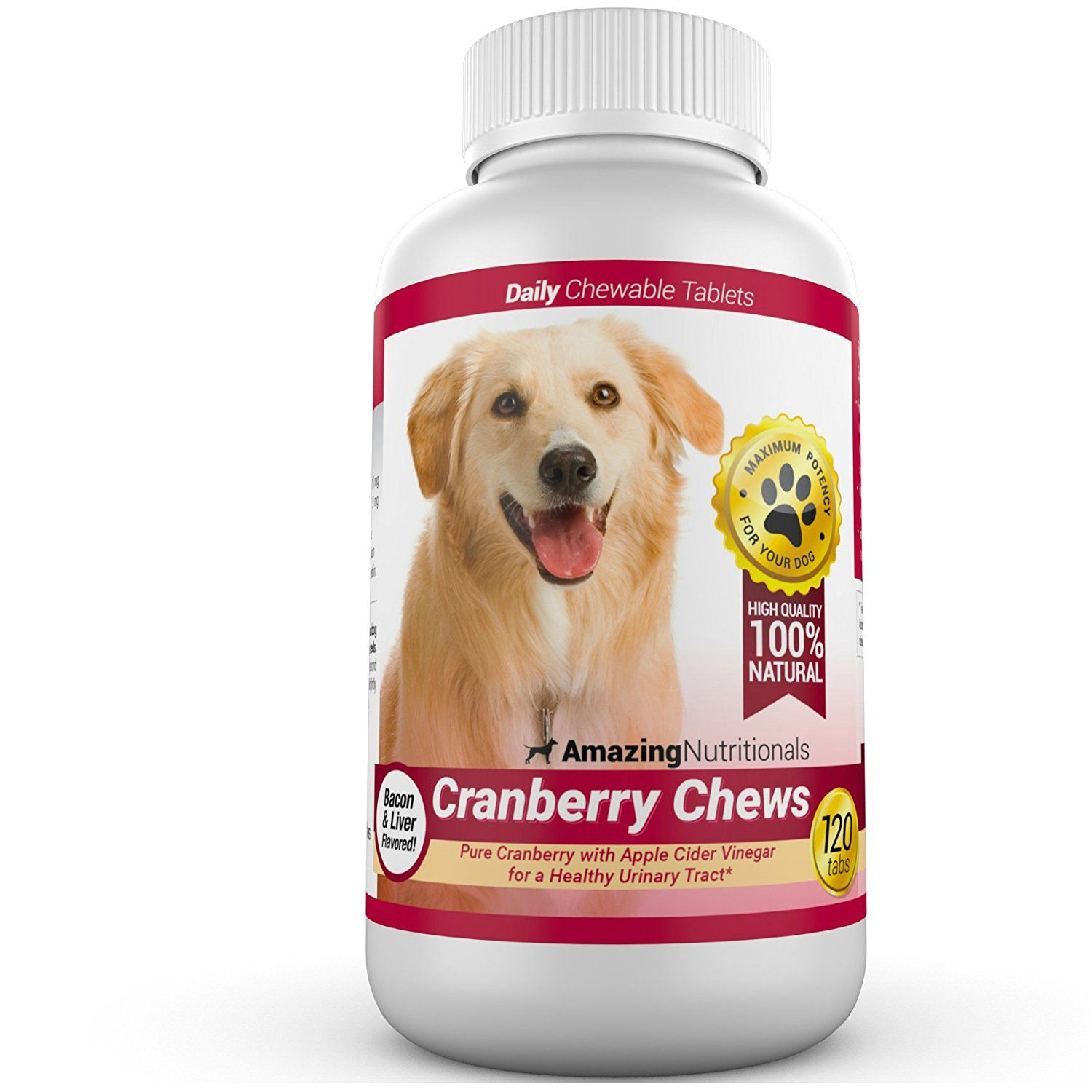 Amazing Cranberry For Dogs Cat Antioxidant Urinary Tract Support Prevents And Eliminates Uti In Dogs 120 Che Dog Supplements Probiotics For Dogs Food Animals