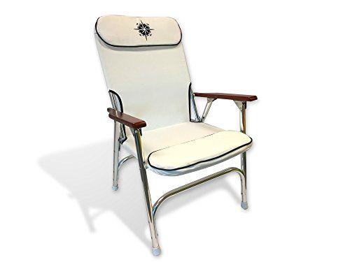 Marine Light Padded Deck Chair for Boat - Anodized Aluminum, White. Five Oceans Five Oceans http://www.amazon.com/dp/B00MI1QAOE/ref=cm_sw_r_pi_dp_VHKTwb0GYZRWY