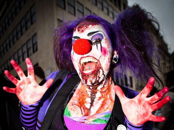Halloween Costumes Clown