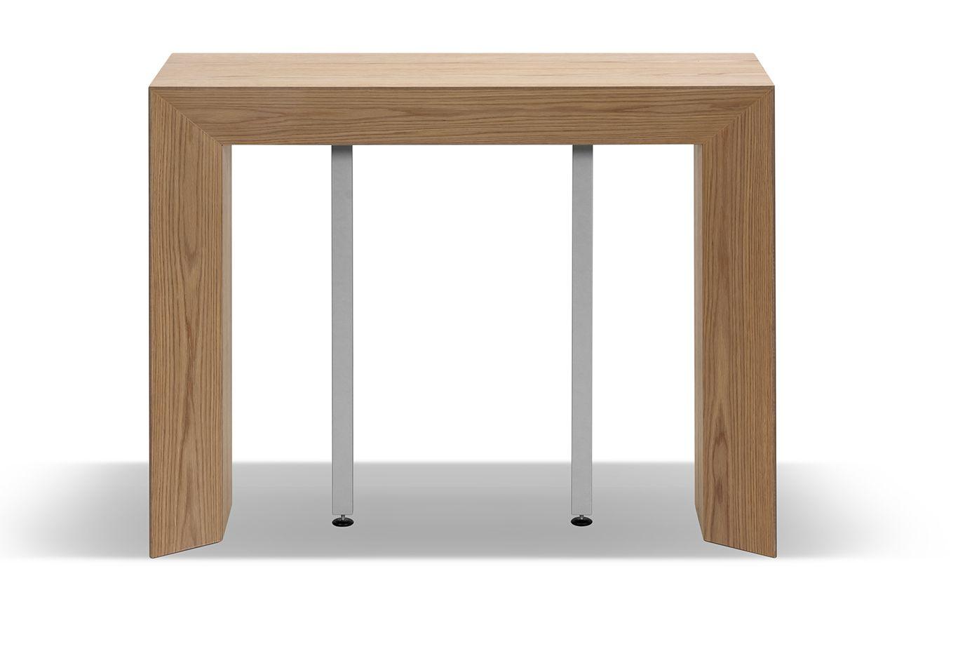 Découvrez les caractéristiques de la table console LUCIE qui s