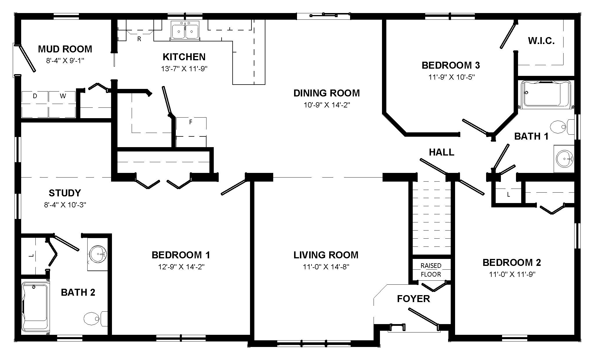 harmony floor plan r home design pinterest bungalow master