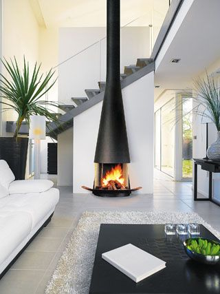 particular fireplaces - \