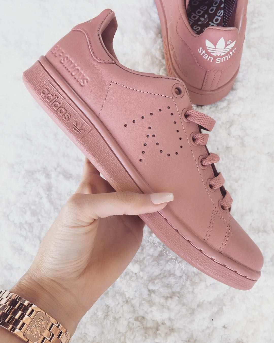 Blush pink adidas sneakers https://www.cool-shoes.net/
