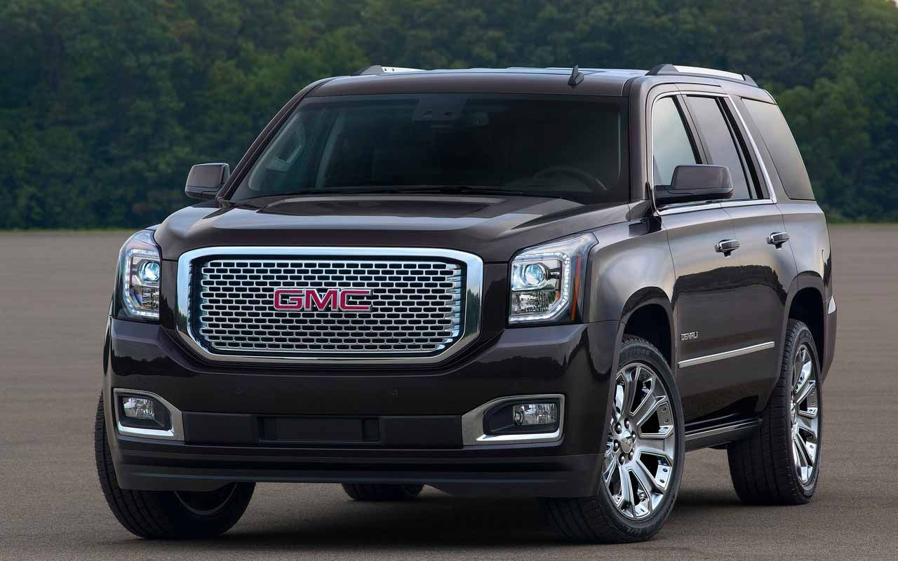 2016 GMC Yukon Redesign And Release Date