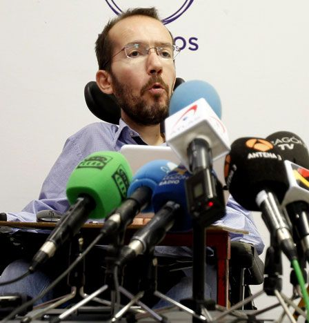 Echenique: Todavía estamos esperando la llamada de Pedro Sánchez