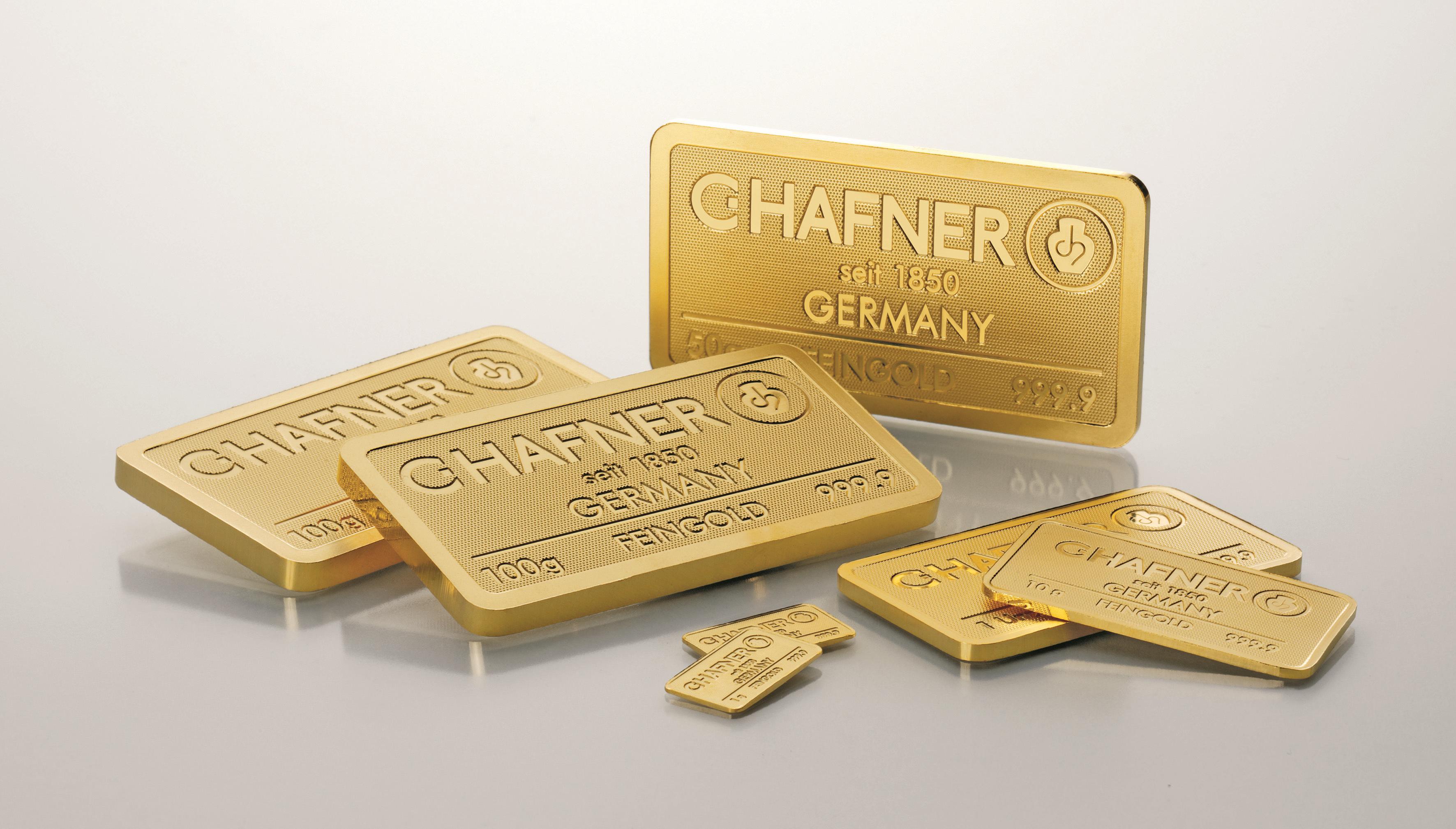 Goldbarren Von C Hafner Gunstig Kaufen Auf Goldsilbershop De Gold And Silver Coins Gold Bullion Gold