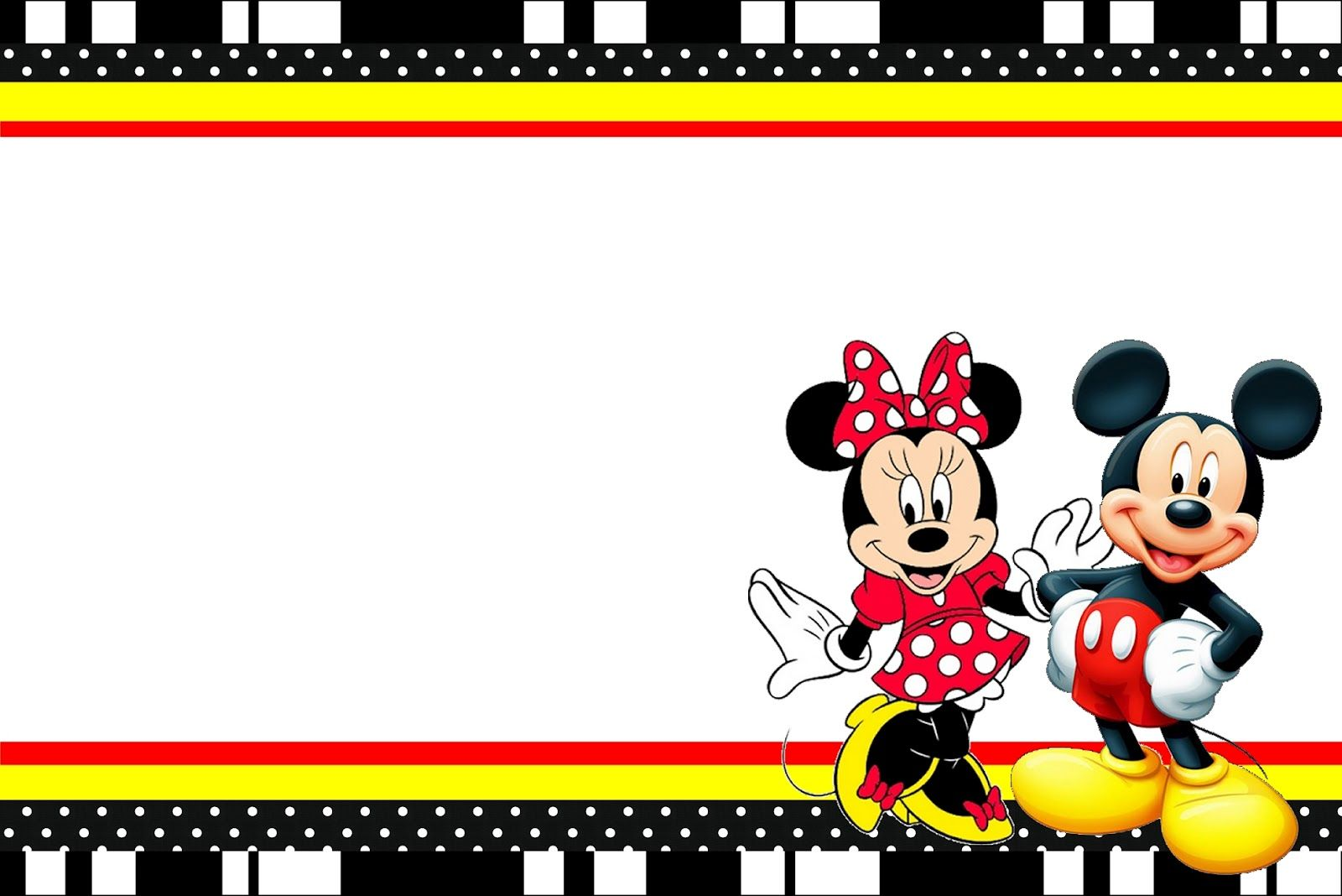 Mickey Minnie Mouse Disney Theme Party Tinkerbell Gifts