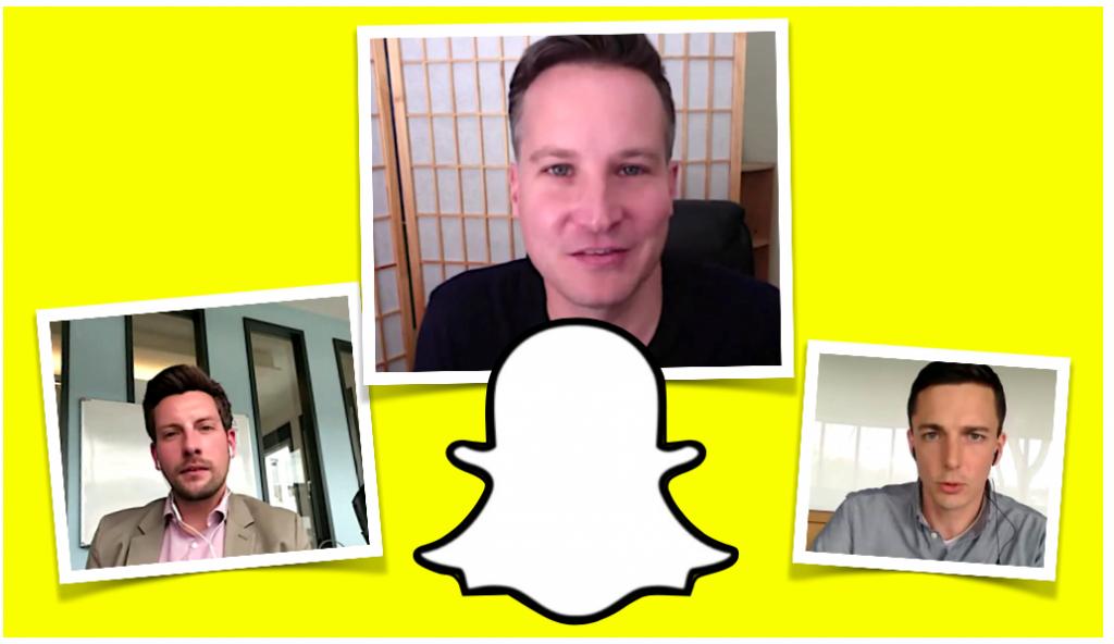 #Snapchat: Richard Gutjahr & Christoph Assmann (Sixt) im markenfaktor Talk