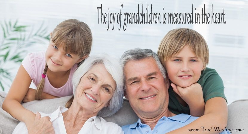 Lovely Quotes about Grandkids From Grandparents grandkids