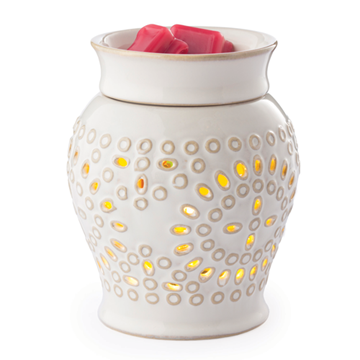 CASABLANCA GLIMMER WAX WARMER