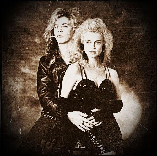 Guns N Roses Wife