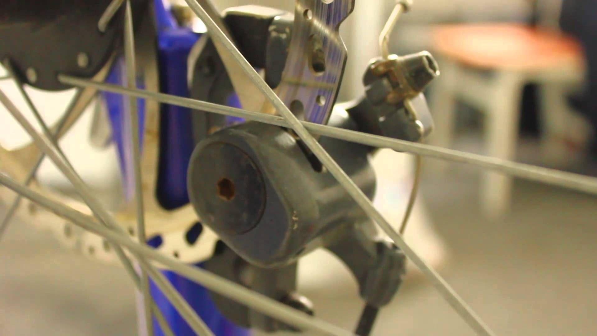 How To Set Up Adjust Mechanical Disc Brake Calipers Tutorial