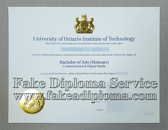 Get A Fake Uoit Diploma Order Fake University Of Ontario Institute Of Technology Degre Engineering Management Medical Laboratory Science School Of Engineering