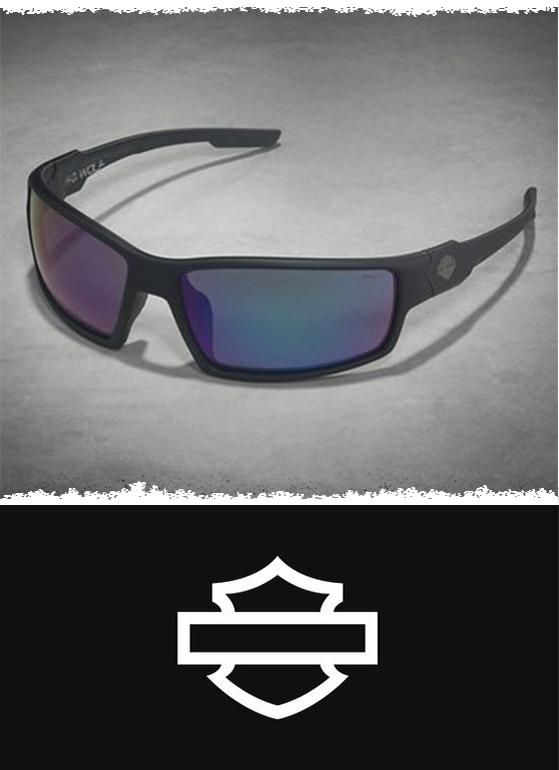 26e22581ff62 Top off your ride with H-D Performance eyewear by Wiley X®.