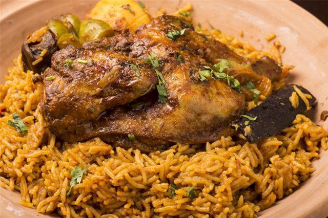 Chicken Kabsa Recipe Kabsa Recipe Kabsa Recipe Chicken Chicken And Rice Dishes