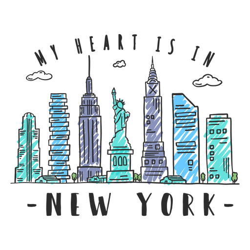 New York Skyline Sticker Ad Aff Spon Sticker Skyline York New York Skyline New York New York Shopping