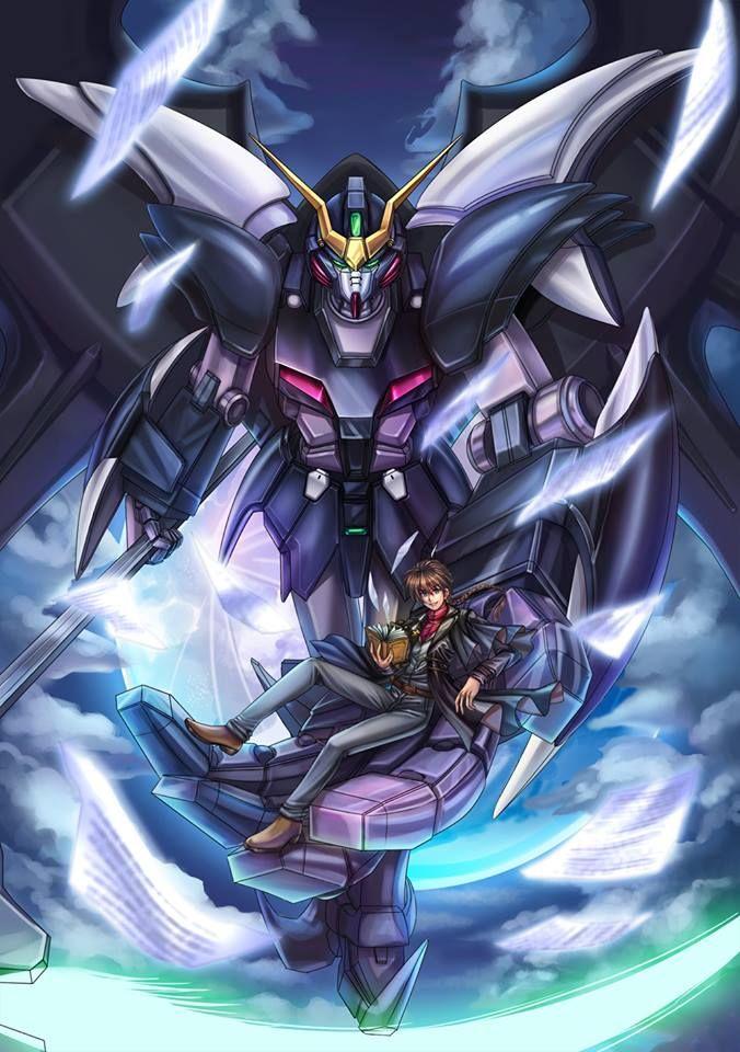 Pin On Gundam Art