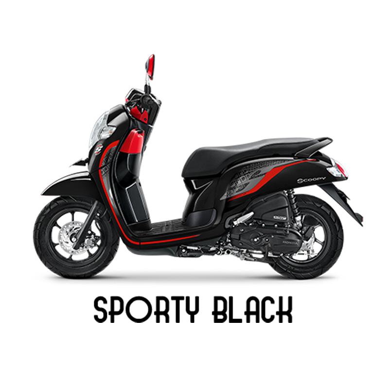 Harga Motor Honda Scoopy Kredit Terbaru 2020 Harga Cash