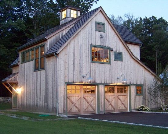 Please Build Me A Barn With A Craft Room In The Loft Thanks Honey This Is Sooo My Thing Barn Style House Barn House Barn Garage