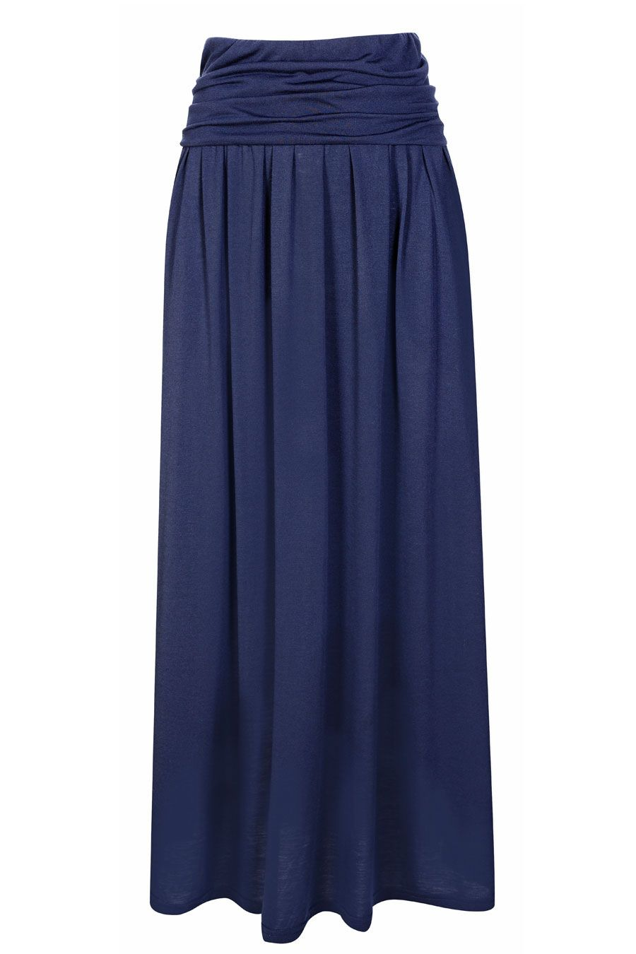 Maxi Skirt. Just as good for sitting at your desk as lounging in ...