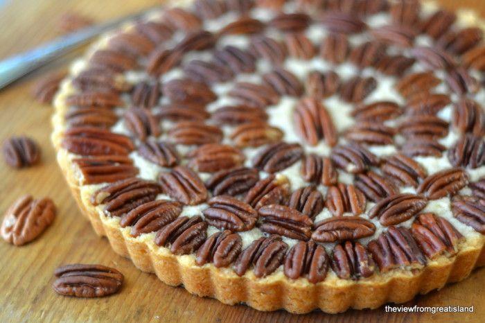 Pecan Pie Shortbread.