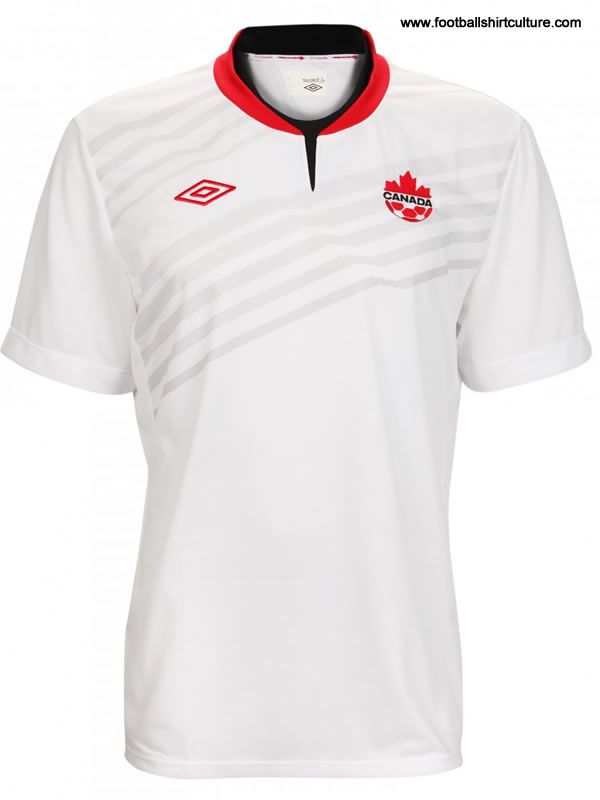 Canada 2013 Away Umbro Football Shirt  93b964795