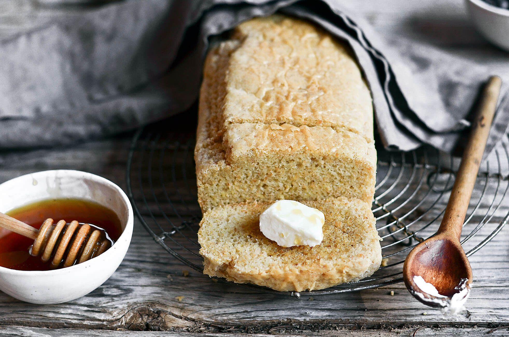 Healthy 5 Minute Gluten Free Paleo Bread Recipe Paleo Gluten
