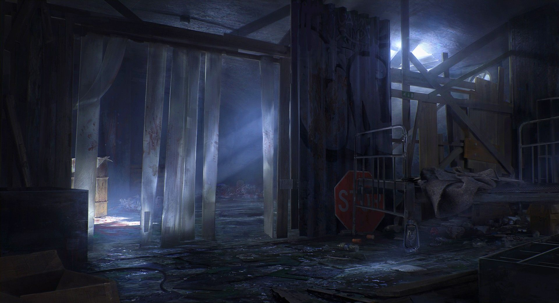 Dark Anime Bedroom Background Dark Anime Anime Scenery