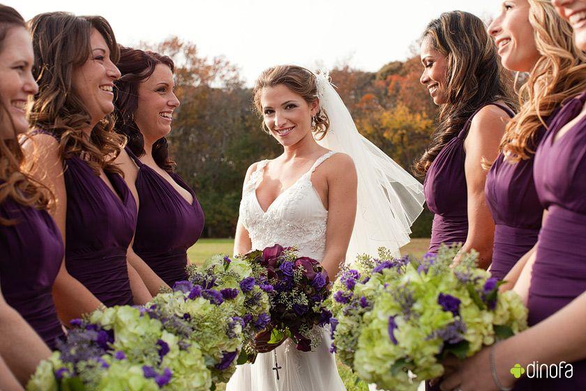 Wedding Party Photography Bride Bridesmaids