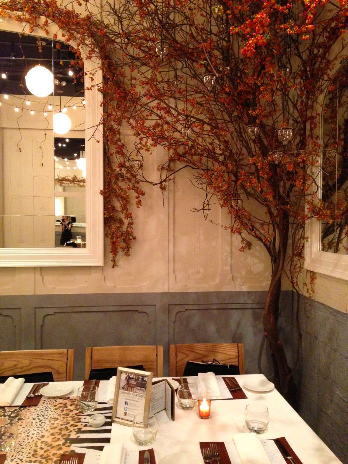 Bromstad For Naturalizer Shoes Dining Restaurant Nyc