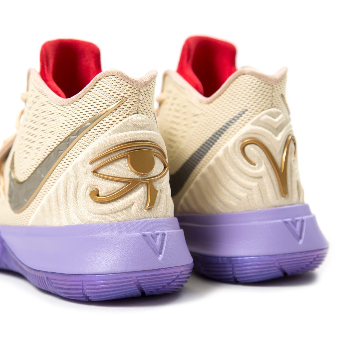8df3077850cf Concepts x Nike Kyrie 5  Ikhet  (Heel)
