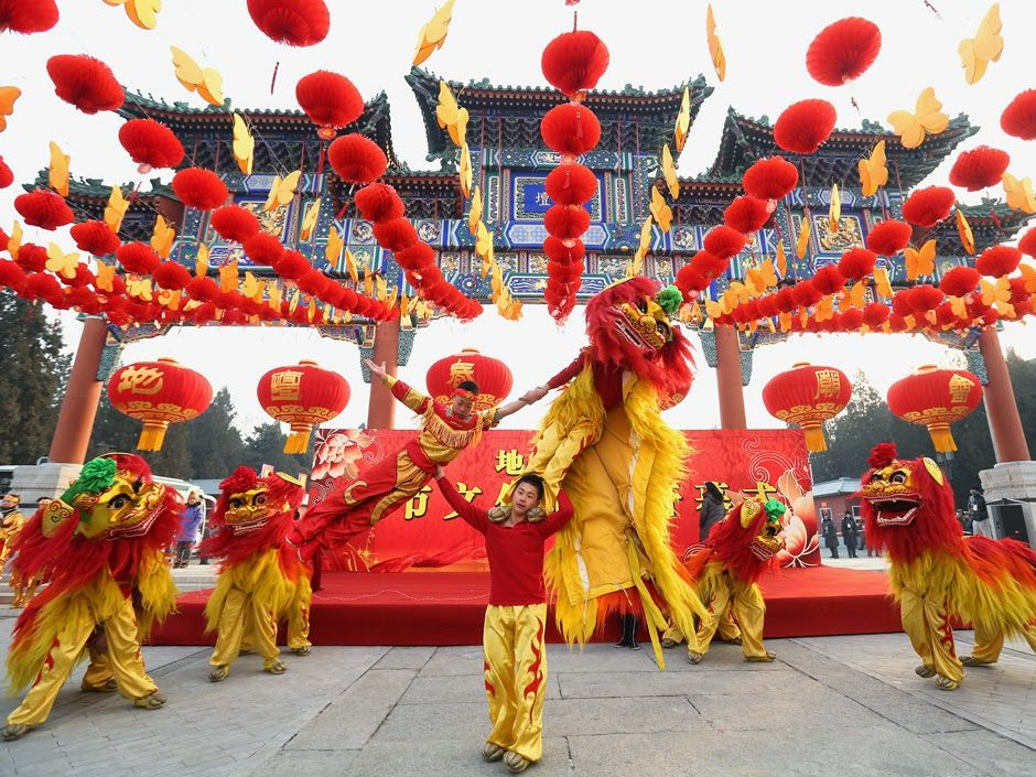 How the Chinese are Celebrating the Chinese New Year (Part