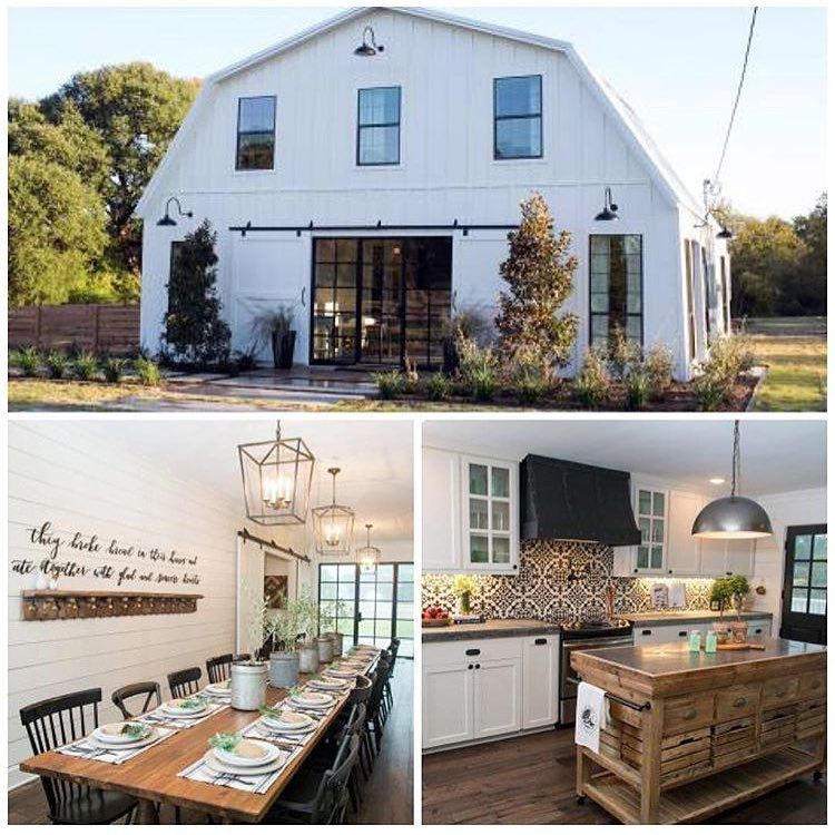 Fixer Upper Lovers On Instagram Loved The Barn House
