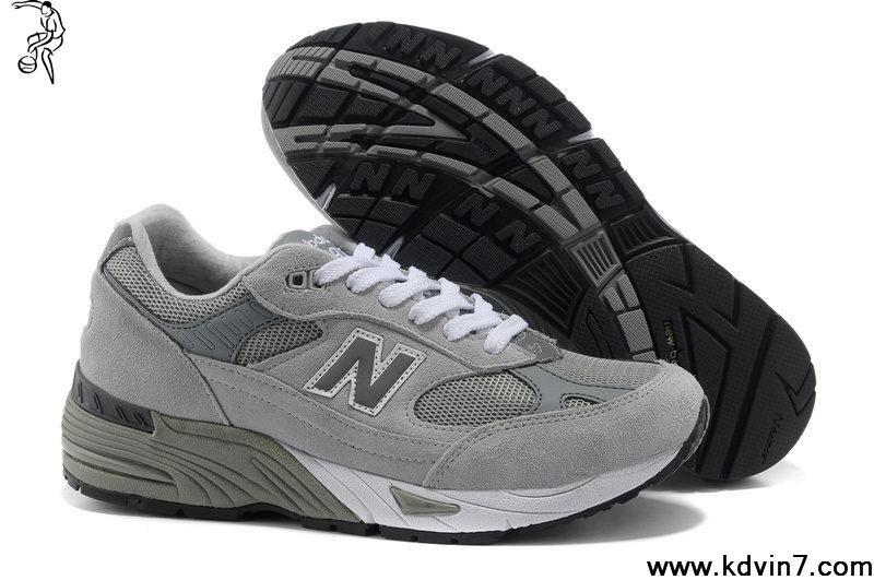 New Balance NB M991GL classic Grey Steve Jobs running shoes Casual shoes  Shop
