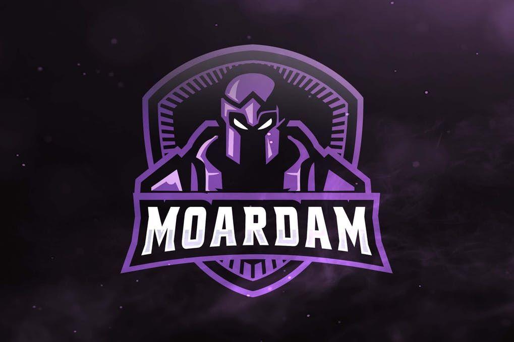 spartan guns sport and esports logos by ovozdigital on