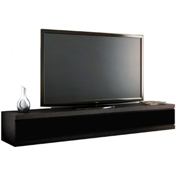 "Share & Save $5 Off Any Order Over $99. (excludes a few products) Linea Kit 3 108"" 2 Piece Contemporary TV Stand Credenza #dynamichome"