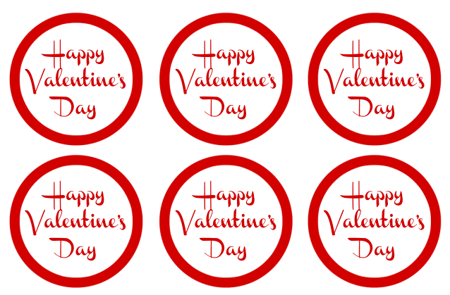 photo relating to Valentine Labels Printable referred to as Valentine Jar Present - Straightforward Do-it-yourself with Totally free Printable Labels