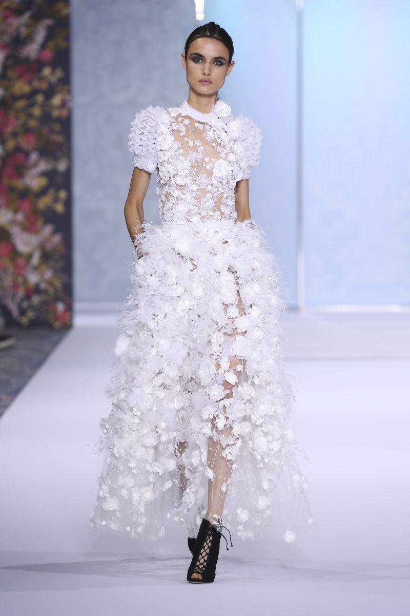 Ralph & Russo | Weiße hochzeit, Gänse und Hochzeitskleid